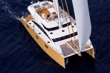 Sunreef 82 Sail