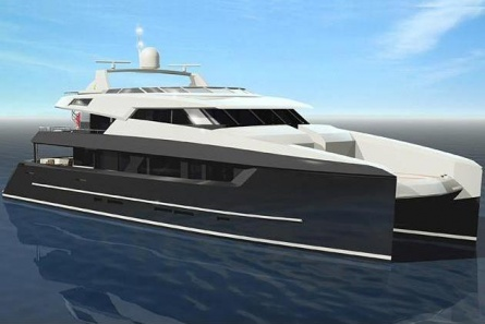 Power Superyacht 40M